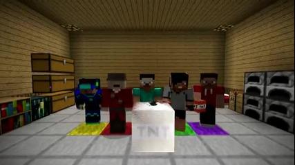 Minecraft- Harlem Shake