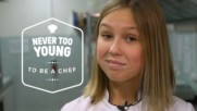 Didn't think being a pro chef at 13 was possible? Meet Sofia