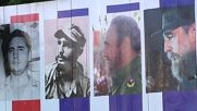 Cuba: Havana celebrates Castro's 90th birthday
