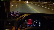 Vw Golf 5 R32 Turbo - ускорение