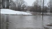 Реката край с. Малево (06.02.12)