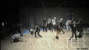 [бг превод] Big Bang- Monster Dance Practice