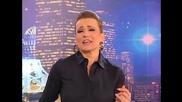 Elvira Rahic - Sad ruke gore - Utorkom u 8 - (TvDmSat 2013)