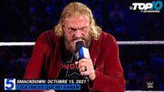 Top 10 Mejores Momentos de SmackDown: WWE Top 15, Oct 8, 2021