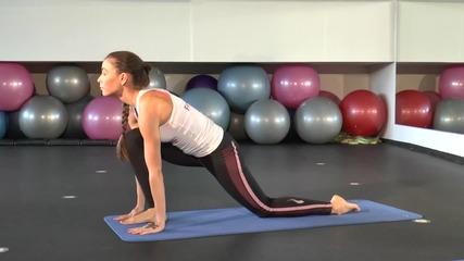 Класически йога комплекс за гъвкавост и тонус