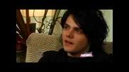 Gerard Way - Exclusive Interview