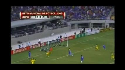 27.07.2009 Челси - Клуб Америка 2 - 0 Контрола