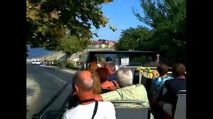 От Равда до Несебър с туристически автобус