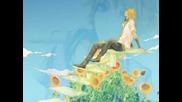 [ Vocaloid - Len Kagamine ] Naruto Shippuden ~blue Bird