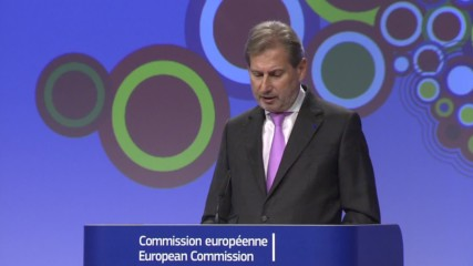 Belgium: EU voices 'deep regret and disappointment' at Turkey's 'move away from Europe'