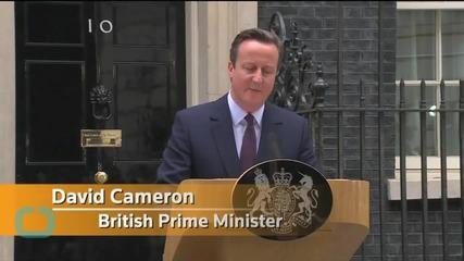 UK Won't Let Non-British Citizens Vote on Future of EU Membership