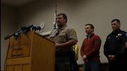 USA: Law enforcement officials discuss end of Oregon militia standoff