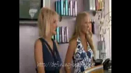 Eve Torres, Maria Kanellis & Candice Michelle - участват в фотосесия и се лигавят...
