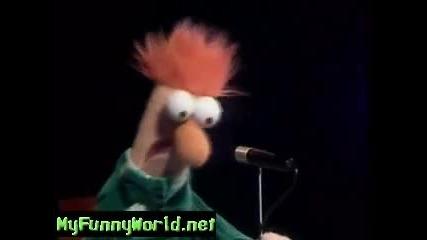 Muppet Beaker - mimi ot No Fear