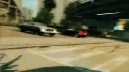 Need For Speed Undercover Police Chase