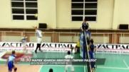 Волейбол: Марек Юнион-Ивкони – Пирин Разлог на 9 декeмври по DIEMA SPORT