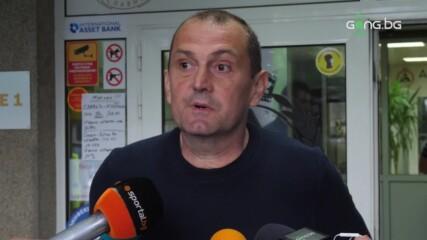 Загорчич: Изобщо не съм доволен от днешния мач