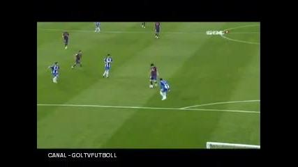 Еспаньол 0:0 Барселона
