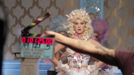 "Katy Perry - Making Of ""Hey Hey Hey"" Music Video (Оfficial video)"