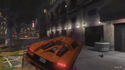 Gtand Theft Auto V #2 продължение