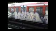 Някви Пичове Праат Мноо Яки Графити