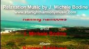 Relaxing Music Raining Rainbows - J. Michele Bodine Hawaii