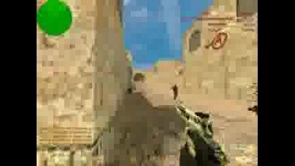 Counter Strike Dust2 Bad Desert