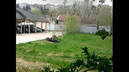 Цигани обстрелват Ямболлии - After Effects