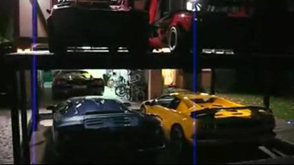 Ето това се нарича гараж на магнат