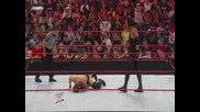 Wwe Raw 800th Episode Undertaker Vs. Jbl