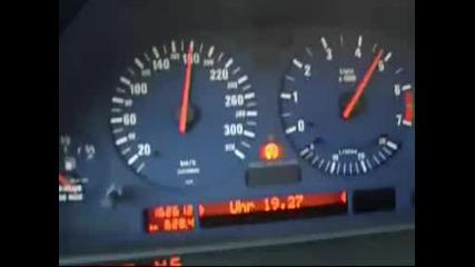 Alpina B10 Biturbo 0 - 250 Kmh (hq)