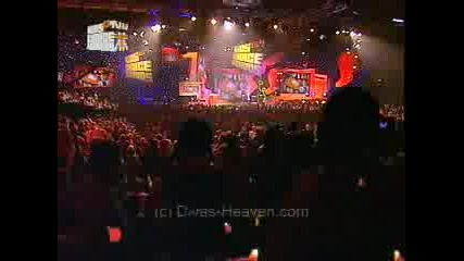 John Cena - Uk Kids Awards 2007