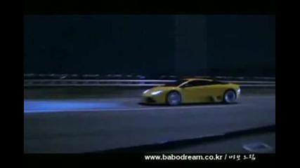 Koenigsegg Ccr vs Lamborghini Lp640