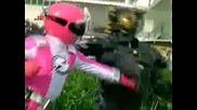 Power Rangers Operation Overdrive Еп 14 Човекът От Живак 2 - Ра Част 2 Бг Аудио