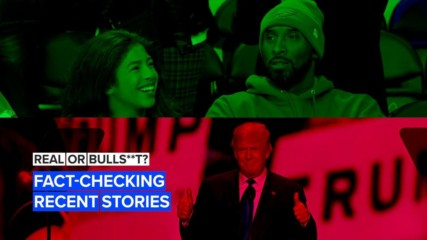Fact-checking Game: Are these recent stories true or false?