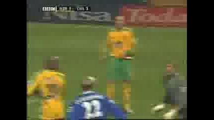Chelsea 3 - 1 Norwich (Ricardo Carvalho)