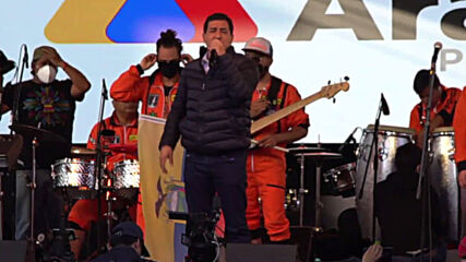 Ecuador: Left-wing candidate Arauz admits defeat in presidential election