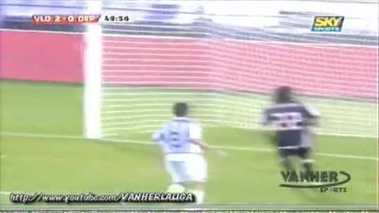 25.10.2009 Валядолид 4:0 Депортиво