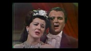 Anna Moffo Nicolai Gedda - La Traviata Duet
