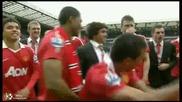 Манчестър Юнайтед е шампион на Англия ! 2011