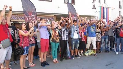 X Factor във Велико Търново