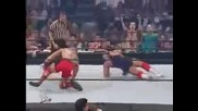 John Cena debut (john Cena vs Kurt Angle) (hq)