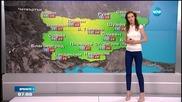 Прогноза за времето (07.05.2015 - сутрешна)