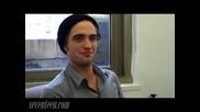 Robert Pattinson Blooper Reel