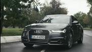 Готина реклама на Audi A6