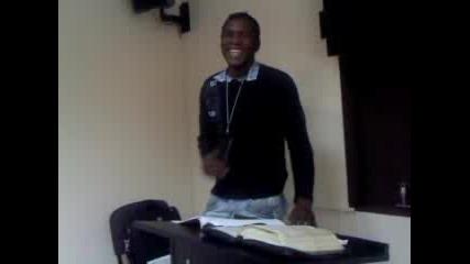 Лазар от Камерун Пее Християнска Песен
