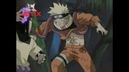 Naruto - сезон 2 Епизод 3 - Наруто Контраатакува ! Никога Не се Предавай! Bg Audio