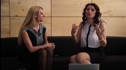 """""""Как да се справим с изневярата"""" с Наталия Кобилкина и Магдалена Ангелова - Happy Woman TV Епизод 4"""