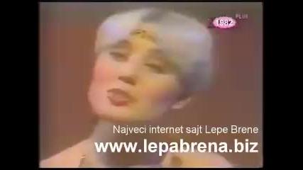 Първите записи на Lepa Brena - 1982 г.