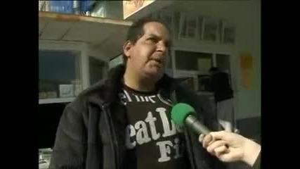 Най-якото ромско интервю !!! { Ще се спукате от смях } xd